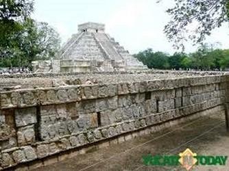 Chichen Itza Archaeological Zone