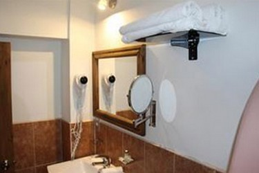 Rooms with vanity mirror