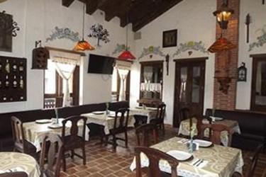 Restaurante estilo Mexicano colonial