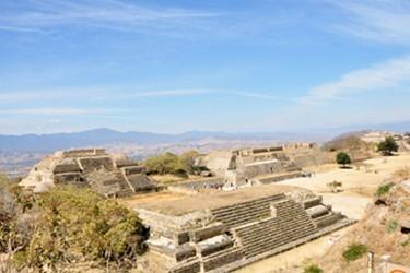 Pirámides de Monte Albán