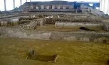 Zona arqueológica habitada por Los olmecas