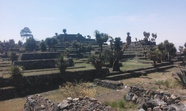 Cantona la zona arqueologica recien descubierta