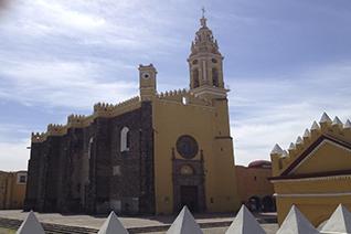 Templo dedicado a la virgen de los Remedios