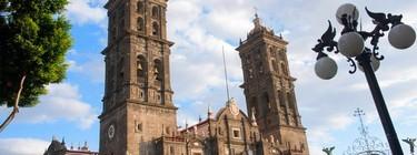 Monument représentatif de la ville de Puebla