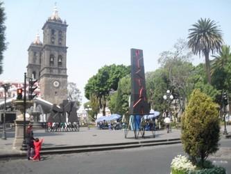 Plaza principal de la Ciudad