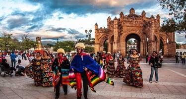 Fiesta grande en Chiapa de Corzo