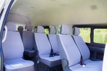 Vehículos con seguro de viajero