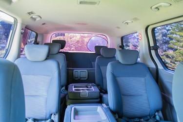 Confortables vehículos con aire acondicionado