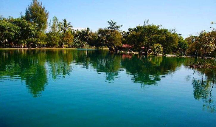 vista panoramica ala naturaleza que rodea estos lagos