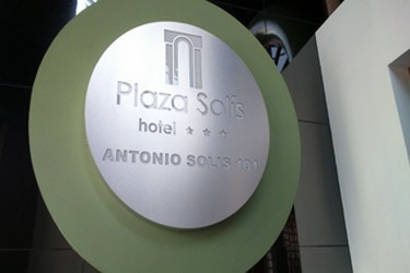 Logo del hotel Plaza Solis