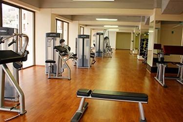 Área del gimnasio