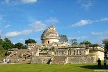 Observatorio astronómico de Chichén Itzá