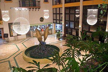 Interior view of the Cozumel & Resort Hotel