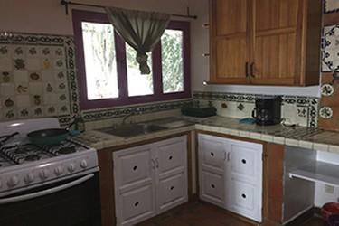 Habitación con cocina