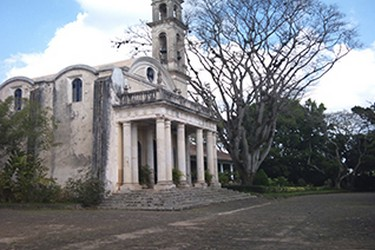 Capilla de Lencero en Xalapa, Veracruz