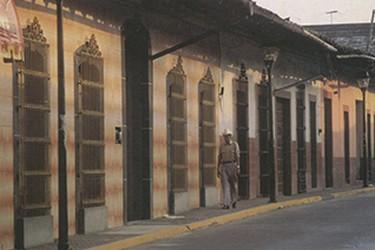 Calles y arquitectura de Coatepec