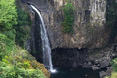 Cascada de Texolo en Xico, Veracruz