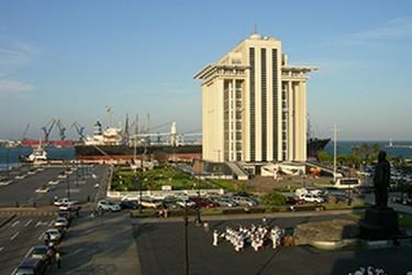 Vista panorámica del Puerto de Veracruz