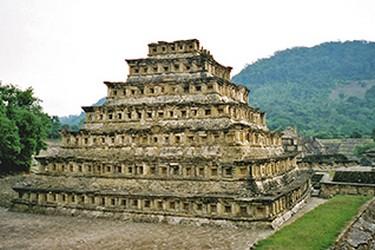 Zona Arqueológica El Tajín en Veracruz