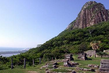 Cerro de los metales en Quiahuiztlan