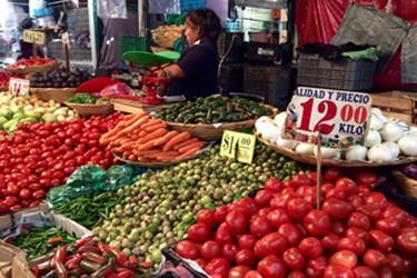 Mercado y sus colores