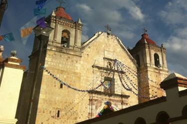 Fondation dominicaine datant du 16ème siècle, à Capulálpam