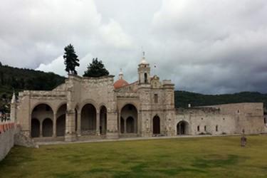 Dominican Temple of San Pedro and San Pablo Teposcolula