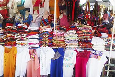 Trajes típicos das cidades de Oaxaca