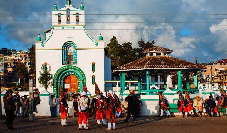 Una de las iglesias más enigmáticas del Estado de Chiapas
