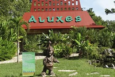 Ecoparque ubicado en Palenque, Chiapas.
