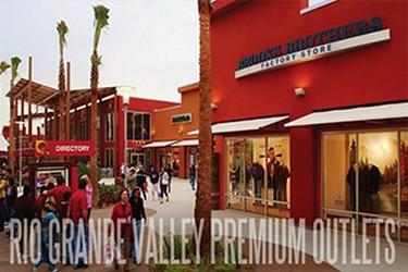 Centro comercial en McAllen Texas con las mejores marcas