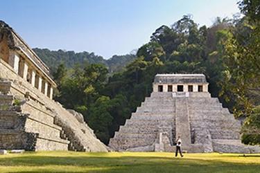 El Palacio y el Templo de las Inscripciones