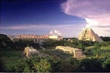 Arqueología Maya de Uxmal
