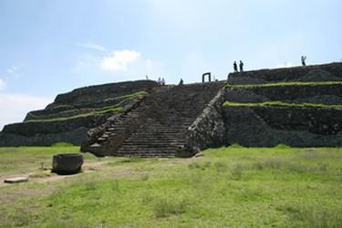 Zone archéologique de Cacaxtla