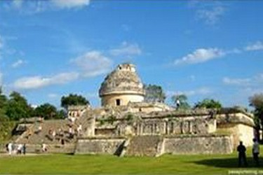 Astronomical Observatory of Chichen Itza