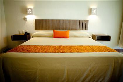 Habitación Twin hasta 4 personas Plaza Paleque Hotel