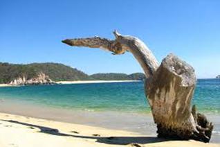 7 bays, San Agustín beach