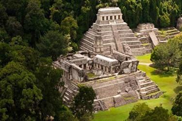 Zone archéologique de Palenque