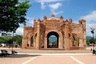 Parque Central de Chiapa de Corzo