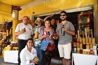 Corredor gastronómico y cultural en Chapala