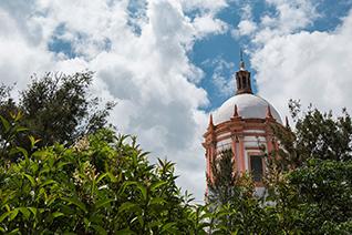 Iglesia de San Pedro en Mineral de Pozos