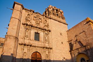 Antiguo Convento de San Agustín en Querétaro