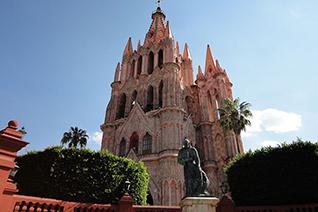 Parroquia de San Miguel de Árcangel