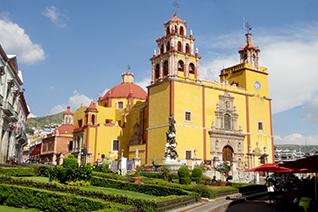 Basilica de nuestra señora de Guanajuato