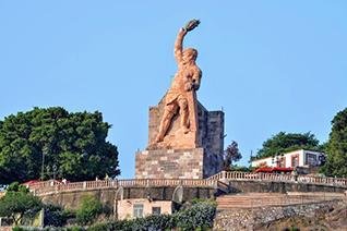 Monumento al Pipila héroe de la independencia
