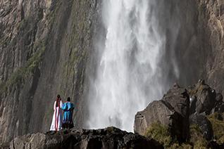 Cascada más alta de México