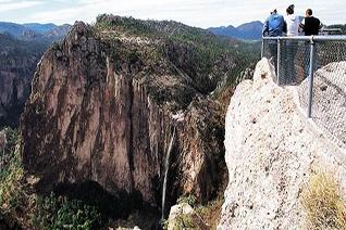 Parque Nacional cascada de Basaseachic