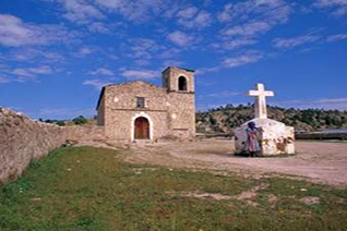 Misión de San Ignacio en Creel, Chihuahua