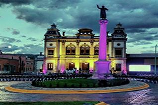 Teatro Hidalgo de Parral en Chihuahua