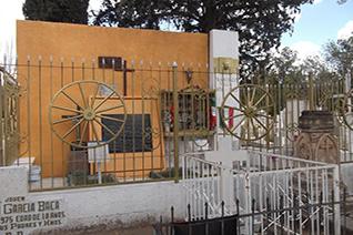 Tumba de Pancho Villa en Parral, Chihuahua